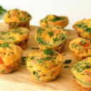 Morning Breakfast Frittata Muffins !